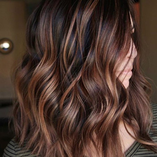 Caramel Hair Color Is Trending For Fall Here Are 15