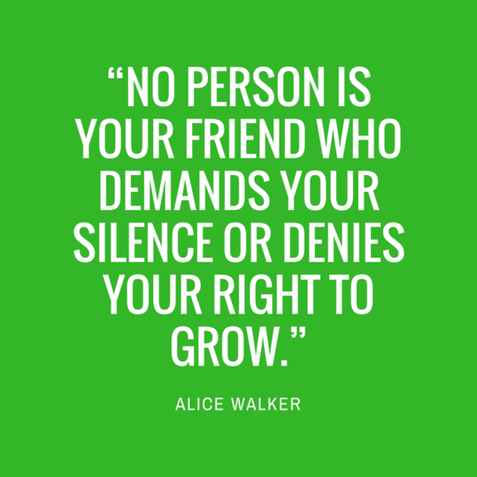Alice Walker Quote