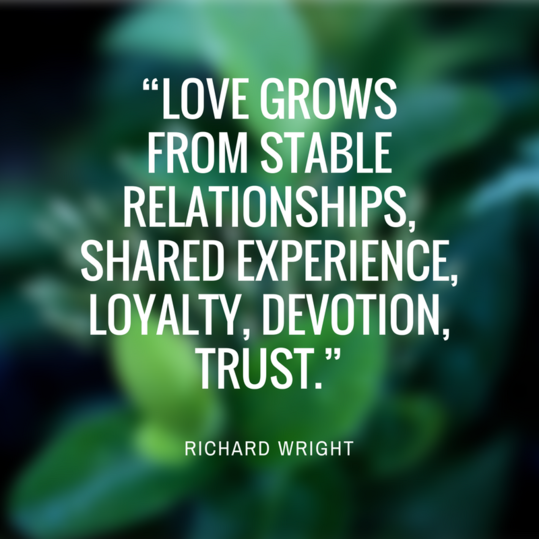 Richard Wright Quote