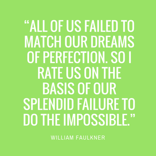 William Faulkner Quote
