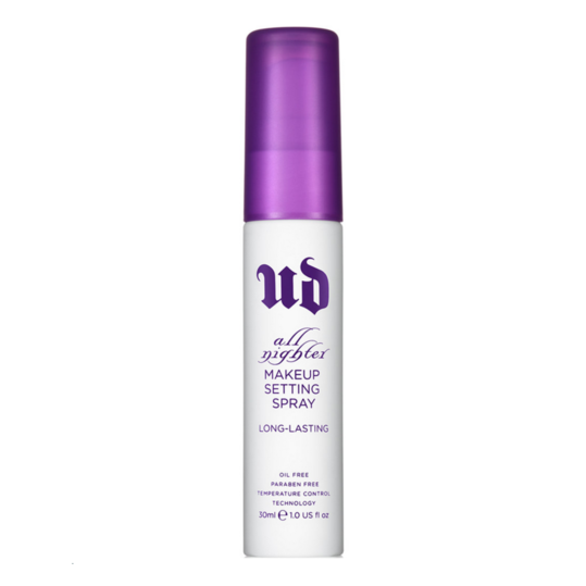 RX_1610_Beauty Products Made for Lazy Girls_Urban Decay All Nighter Long Lasting Makeup Setting Spray