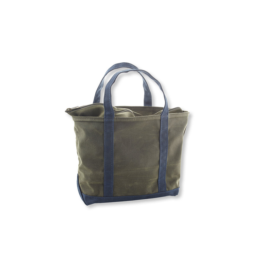 Gift Guide Sisters Waxed Canvas Boat and Tote