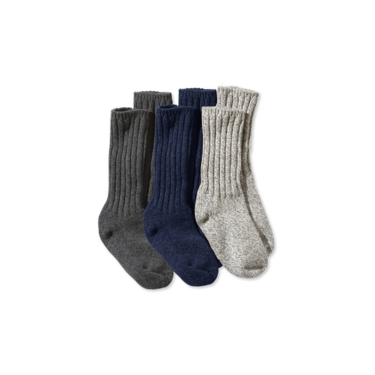 Cotton Ragg Camp Socks
