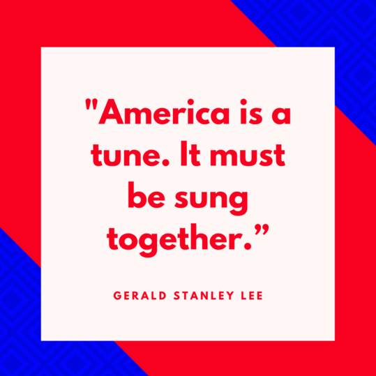 Gerald Stanley Lee on Solidarity