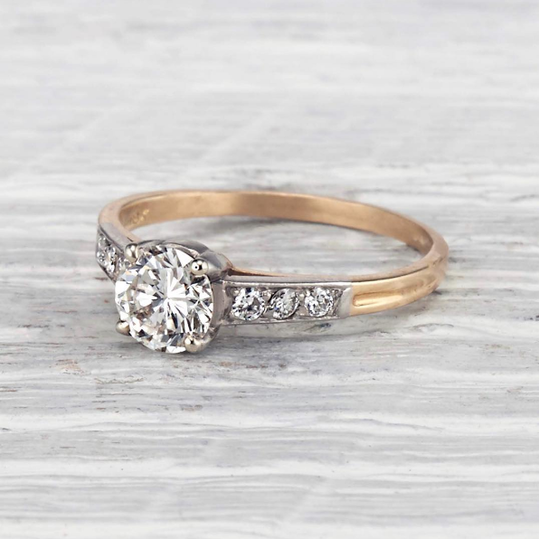Breathtaking Engagement Rings From Each Decade Southern
