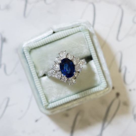 1980s Princess Diana Ring