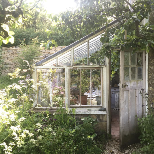 Cotswolds England Garden Shed