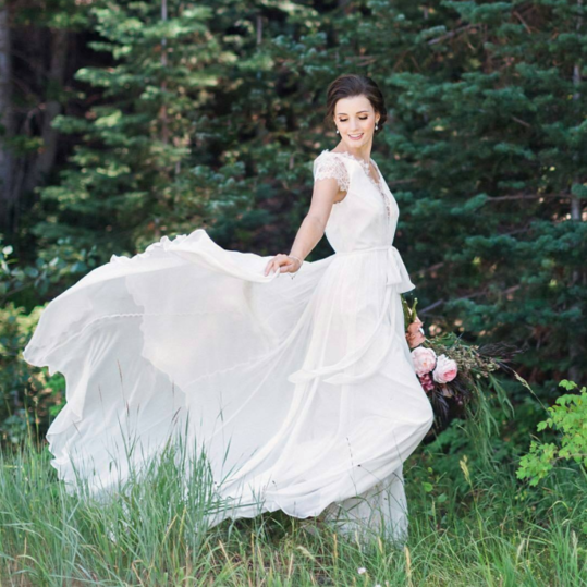Lainee by Christos Bridal