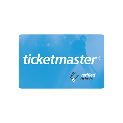 Ticketmaster Giftcard