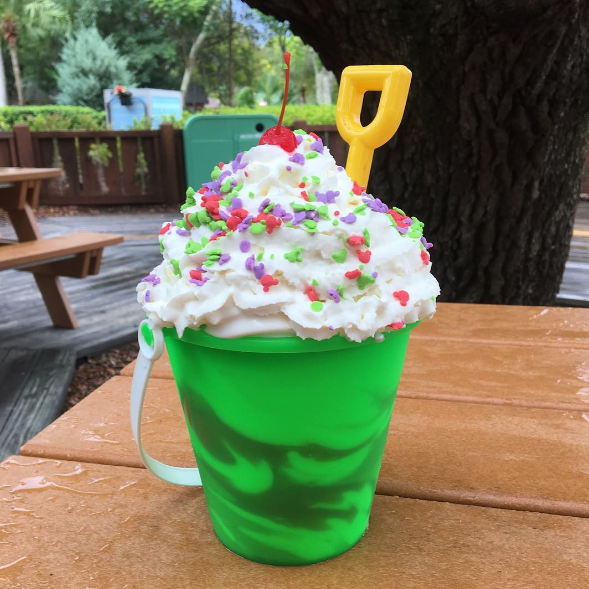 This Walt Disney World Sundae Is Served in a Bucket and It's Totally Affordable–and Delicious