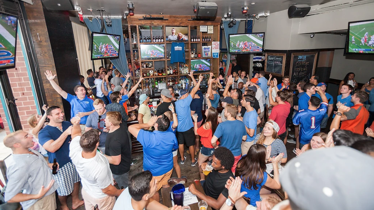 The Best New York City Bars For Watching SEC Football