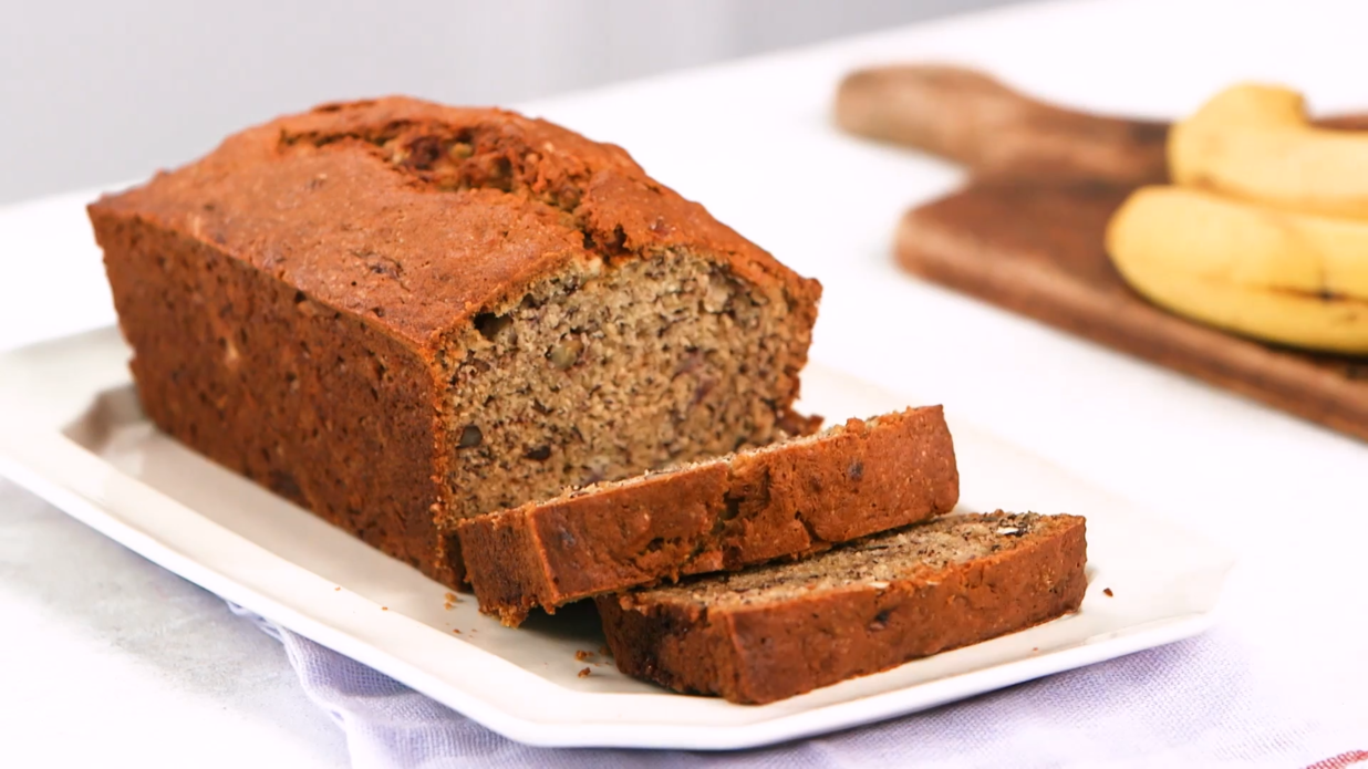 Amy Grant's Banana Nut Bread Recipe