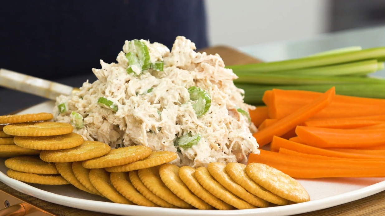 Homemade Chicken Salad Recipe