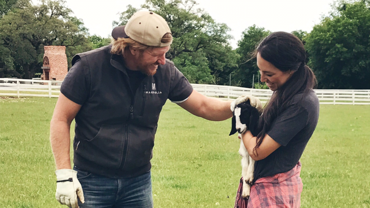Every Sweet Family Moment Chip and Joanna Gaines Have Shared of Their Life at Home in Waco