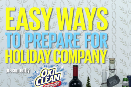 Easy Ways to Prepare for Holiday Company